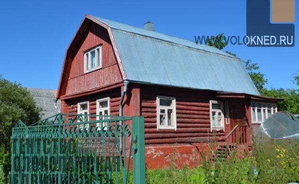 Дача в Волоколамском районе (жд станция в доступности)